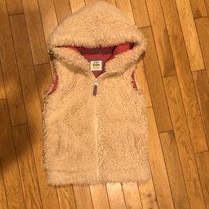 Boden little girl vest
